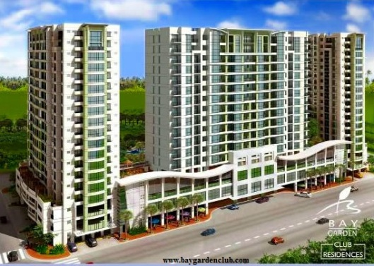 Bay Garden and Residences Pasay City is a condominium project of Federal Land Inc.
