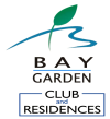 bay garden club and residences logo