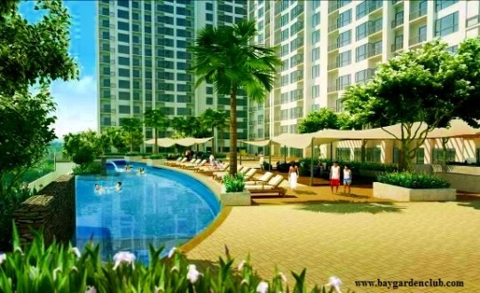 bay garden club and residences condominium in pasay city